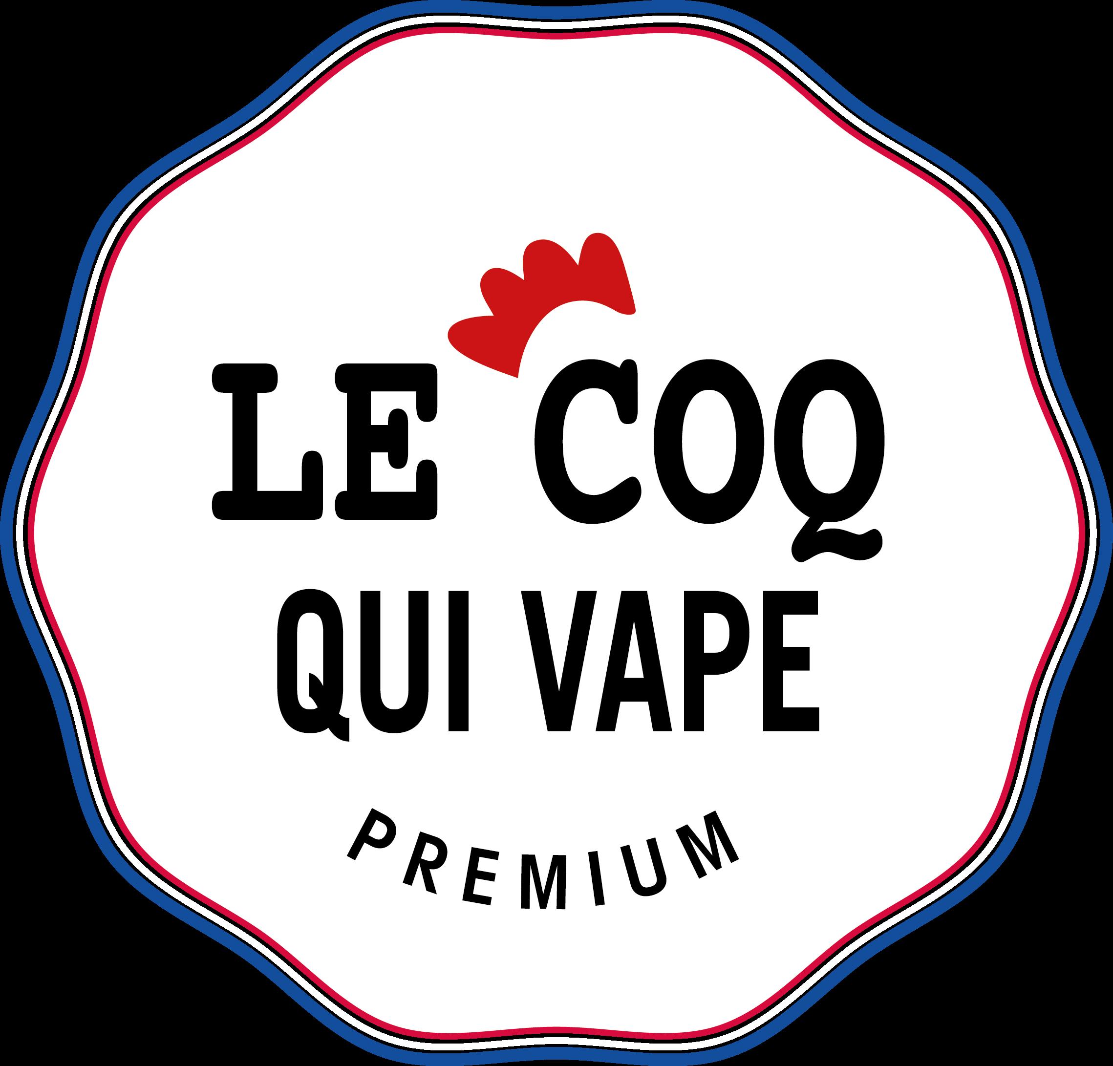 LES BÊTISES DU COQ  (Le coq qui vape 50ml)